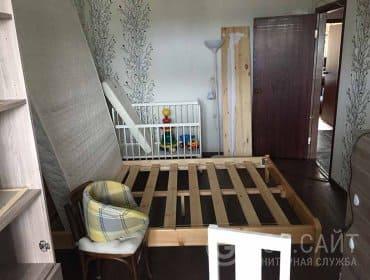 Обработка дома от вшей. Подготовленная спальня